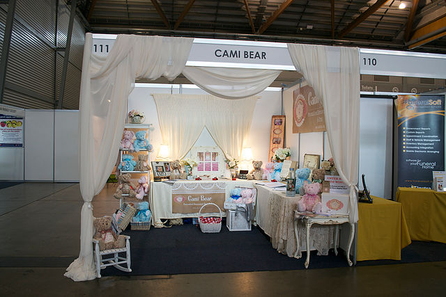 Cami Bear Display