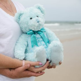 Keep Their Memory Alive With A Cremation Urn Bear From Cami Bear